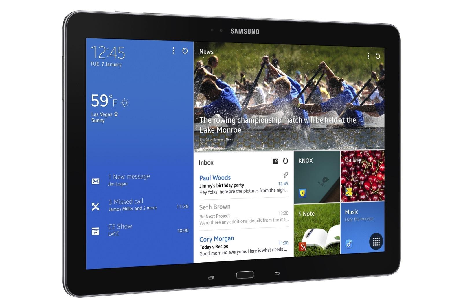 Foto de Samsung Galaxy NotePRO, imágenes oficiales (3/7)