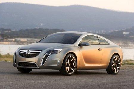 Opel Calibra, confirmada su vuelta en forma de Opel Insignia Coupé