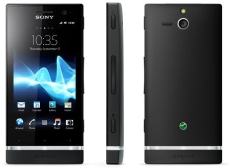 Sony Xperia apuesta por el diseño en sus nuevos móviles