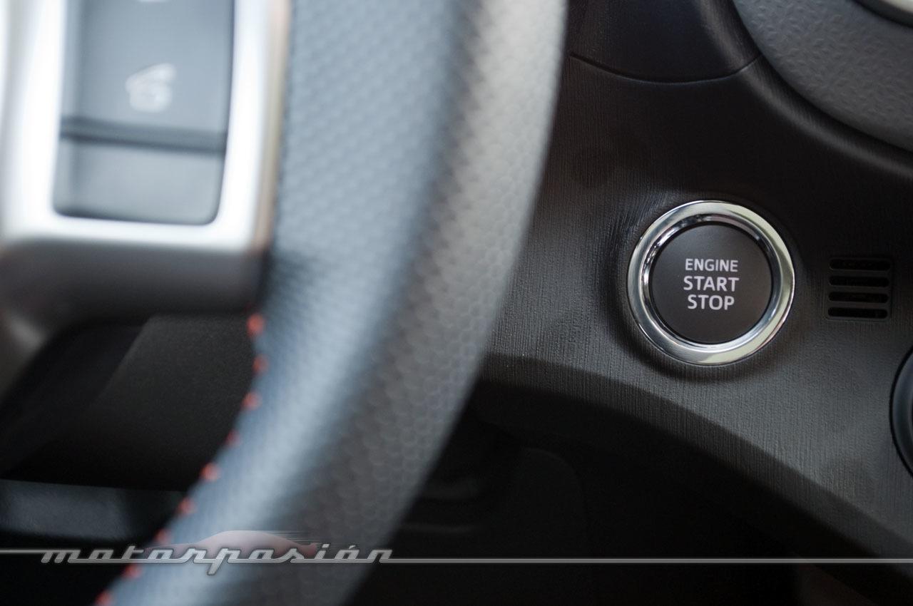 Foto de Toyota Yaris (presentación) (20/24)