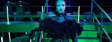 El front-row del desfile de Savage x Fenty by Rihanna estuvo a la altura de las expectativas y Rosalía fue una de las protagonistas