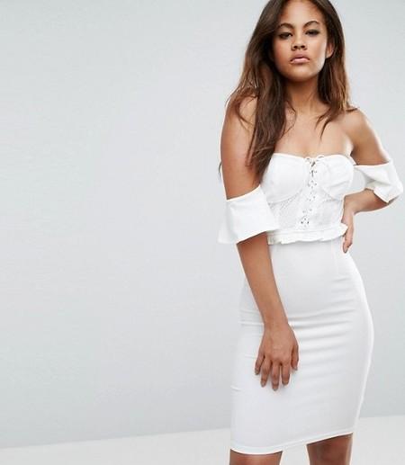 blusas mangas blanco