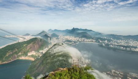 Magnífico timelapse en 4K de la mágica ciudad de Río de Janeiro