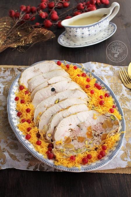 Pollo Relleno Al Horno 19