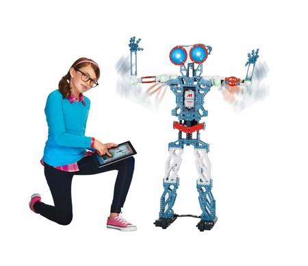 Robot Meccano Meccanoid RMS G15KS con un 50% de descuento y envío gratis