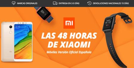 Las 48 horas de Xiaomi en AliExpress Plaza: ofertas en productos Xiaomi desde España