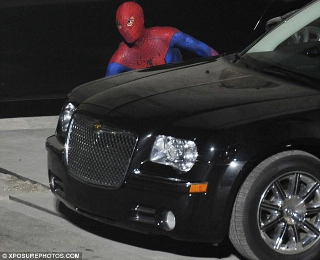 Foto de 'Spider-Man' de Marc Webb, nuevas fotos del rodaje (4/17)