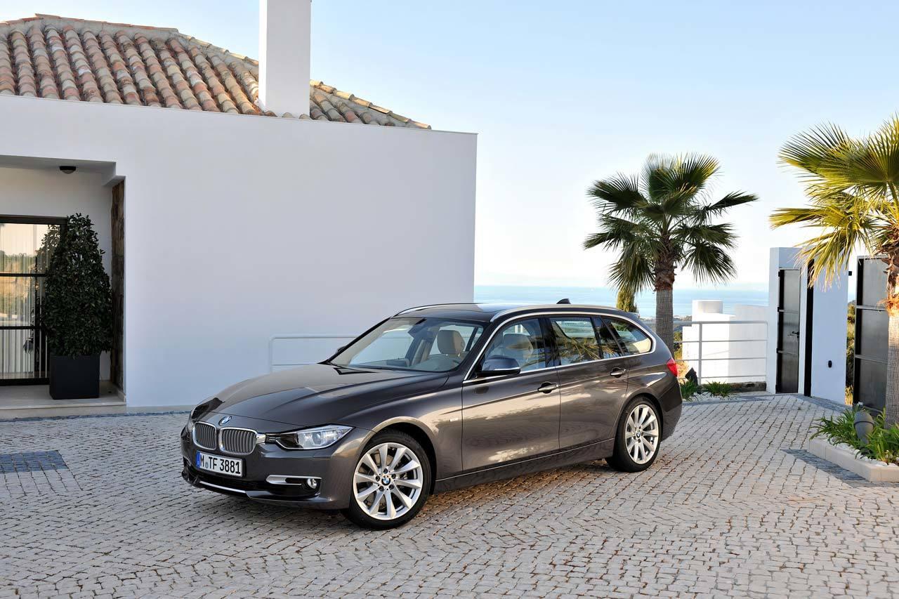 Foto de BMW Serie 3 Touring 2012 (17/43)