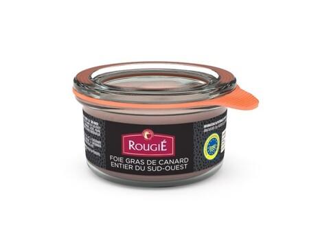 Alerta alimentaria por presencia de fragmentos de cristal en foie gras de pato francés de la marca Rougié