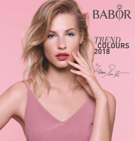 Sí a los tonos pastel y metalizados de la nueva colección de maquillaje de Babor