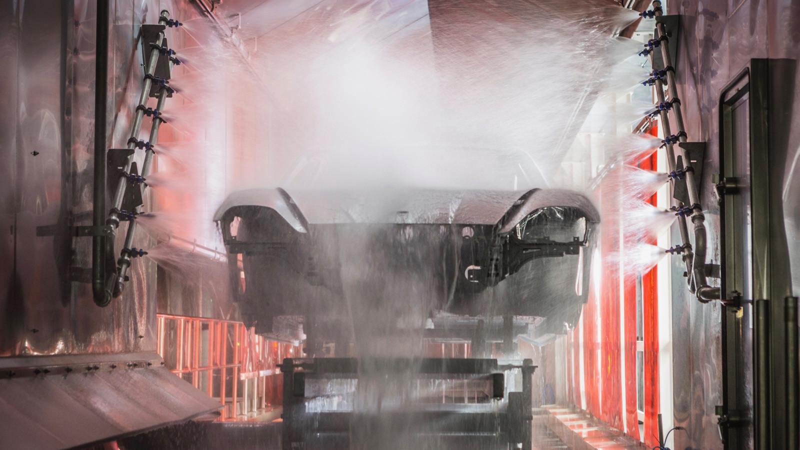 Foto de Fábrica Porsche Taycan (inauguración) (16/44)