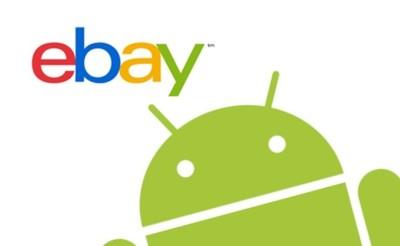 eBay rediseña su aplicación para Android, interfaz mucho más clara
