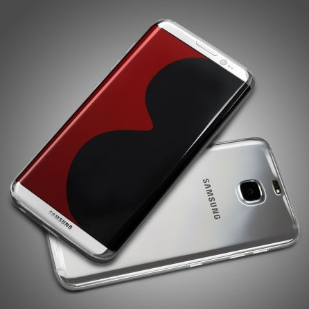 Galaxy S8 Render 4