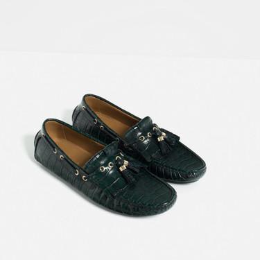 11 zapatos de Zara para este verano sólo aptos para los más atrevidos
