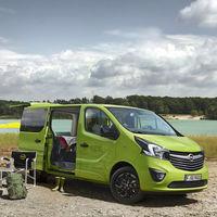 Opel Vivaro Life, una furgoneta para disfrutar la vida al aire libre