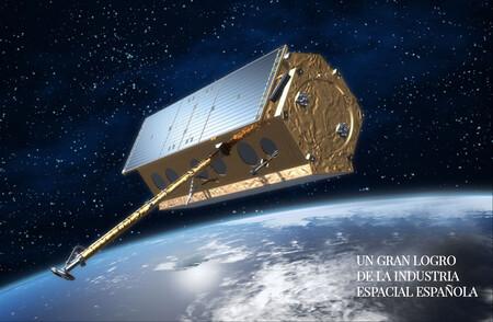 Satelite Paz