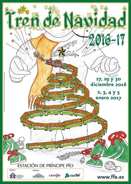 Tren Navidad 2016 2017