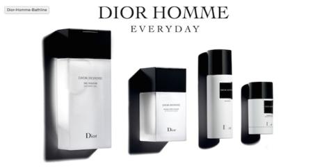 Dior Homme y su suntuosa línea de baño