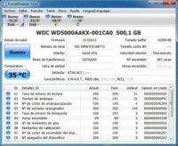 Western Digital Scorpio Blue de 7 milímetros, análisis