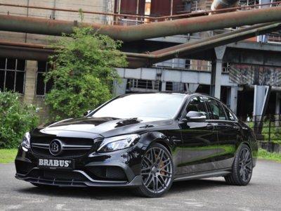 Brabus Mercedes-AMG C 63 S: salto a los 600 CV