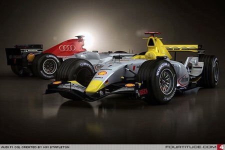 Audi no piensa en la Fórmula 1