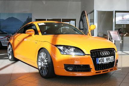 Audi TT por HPA Motorsports