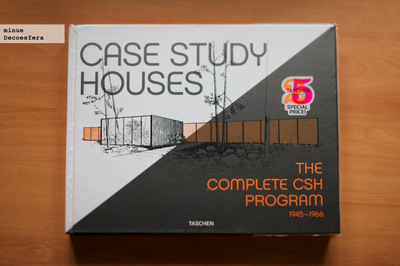 Case Study Houses, un libro imprescindible
