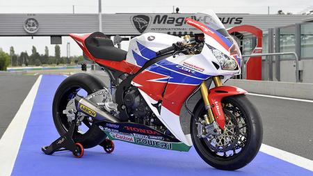 Honda CBR1000RR SBK 2013