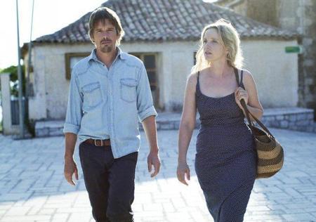 'Before Midnight', primera imagen oficial de la tercera entrega de 'Antes de Amanecer'