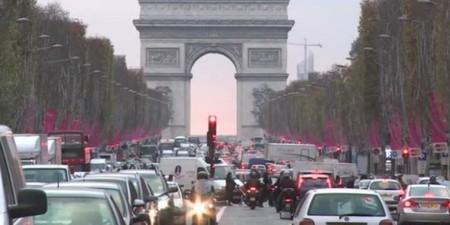 Autos diésel anteriores a 2006 ya no pueden circular por el centro de París