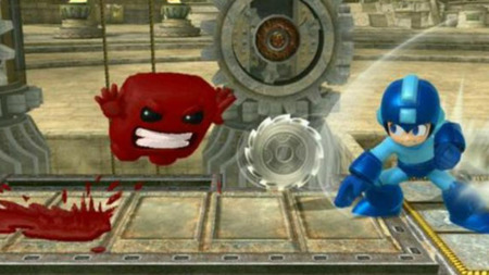 ¿Meat Boy en Super Smash Bros.? Depende de ti‏