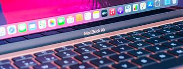 El nuevo y ligerísimo MacBook Air con chip M1 rozando los mil euros en Amazon, rozando el precio mínimo histórico