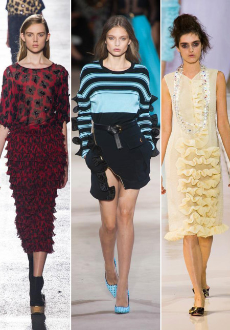 Dries van Noten, Ungaro, Rochas