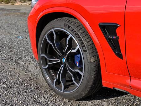 BMW X4 M Competition llantas 22 pulgadas
