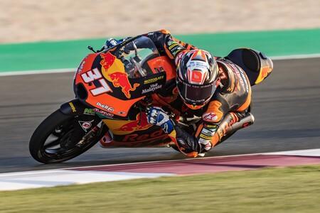 Acosta Doha Moto3 2021 2