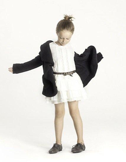 Zara, colección Otoño-Invierno 2010/2011: la ropa para los niños y las niñas VII
