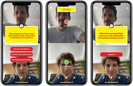 juegos Houseparty en iPhone