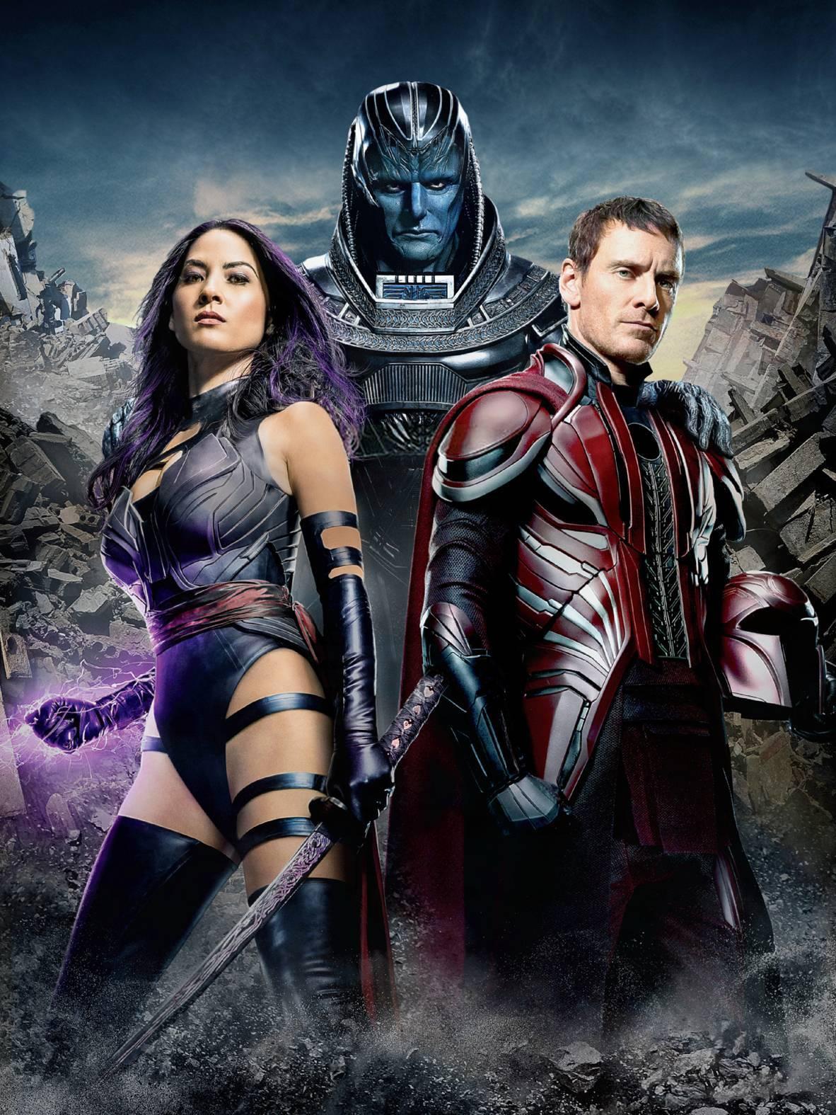 Foto de 'X-Men: Apocalypse', nuevas imágenes oficiales (2/17)