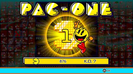 Así es PAC-MAN 99, el nuevo Battle Royale que llega gratis a Nintendo Switch Online