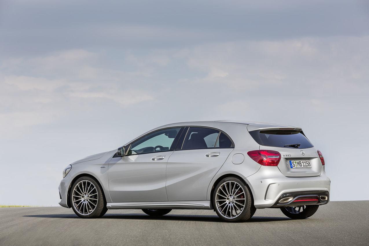 Foto de Mercedes-Benz Clase A 2015 (23/43)