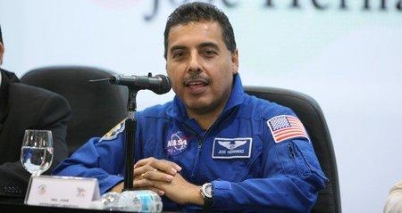 Llegaremos a otros planetas: José Hernández, astronauta
