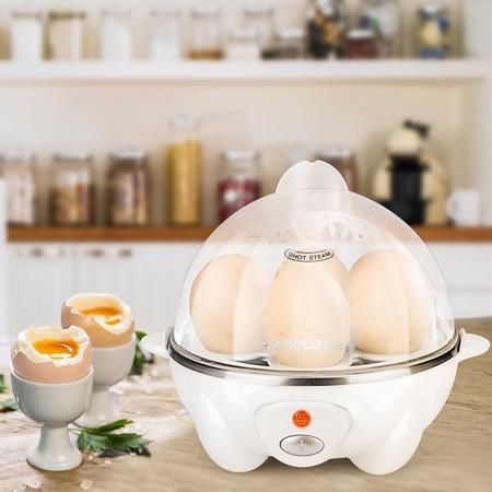 ¿Te gustan los huevos cocidos? En Amazon han rebajado el hervidor de huevos electrónico a 16,09 euros en oferta flash.