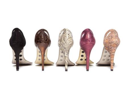 Zapatos desmontables Tali