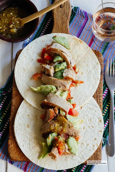 Tacos De Atun