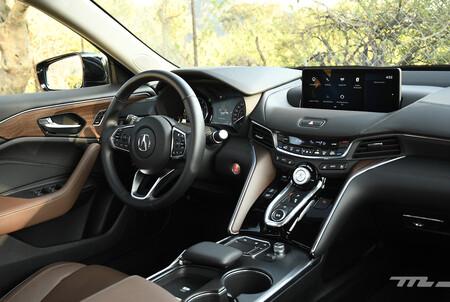 Acura Tlx 2021 Mexico Opiniones Prueba 19