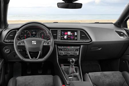 Seat Leon 2017 interior