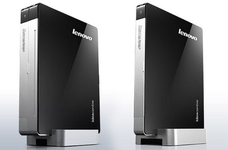 Lenovo IdeaCentre Q180, un nettop diminuto que estrena procesadores Intel Atom Cedar Trail