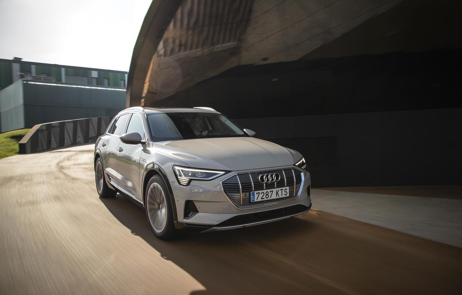 Foto de Audi e-tron (35/111)