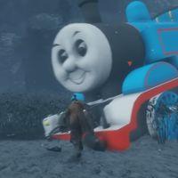 Thomas the Tank Engine vuelve a la carga al sustituir a la Gran Serpiente de Sekiro: Shadows Die Twice con este curioso mod