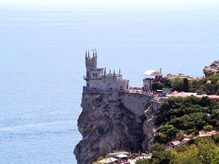 Castillo Nido De Golondrina En Yalta
